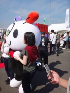「国際都市おおたフェスティバル in 「空の日」羽田」(11)