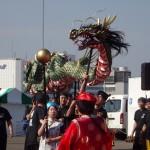 広々でゆったりした感じで楽しめた「国際都市おおたフェスティバル in 「空の日」羽田」