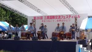「第26回三鷹国際交流フェスティバル」(14)