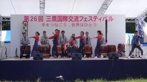 「第26回三鷹国際交流フェスティバル」(19)
