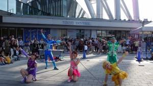 「ソラマチ大道芸フェスティバル2016」21