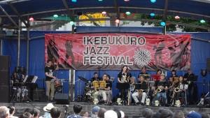 ジャズの面白さを楽しめた、「池袋ジャズフェスティバル2016」11