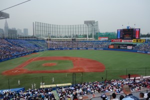 東京六大学野球春季リーグ戦「早慶戦」13