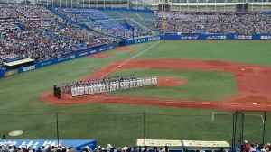 東京六大学野球春季リーグ戦「早慶戦」16