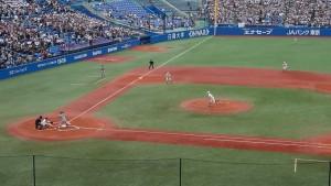 東京六大学野球春季リーグ戦「早慶戦」17
