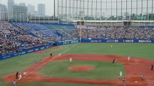 東京六大学野球春季リーグ戦「早慶戦」18