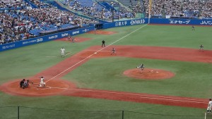 東京六大学野球春季リーグ戦「早慶戦」19