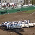 チャンスやピンチの場面で盛り上がった「秋季東京都高等学校野球大会~足立学園VS錦城学園~」