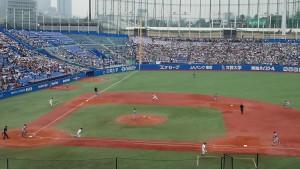 東京六大学野球春季リーグ戦「早慶戦」20