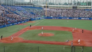 東京六大学野球春季リーグ戦「早慶戦」21