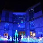 参加するイルミネーション演出が楽しめるCaretta Illumination 2013「魚たちはクリスマスの夢をみる White X'mas in the sea」