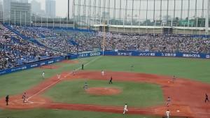 東京六大学野球春季リーグ戦「早慶戦」22