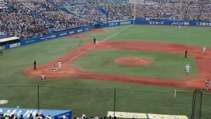 東京六大学野球春季リーグ戦「早慶戦」3