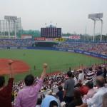 「ここぞ!」っていう時の異様な雰囲気を楽しめた、東京六大学野球春季リーグ戦「早慶戦」