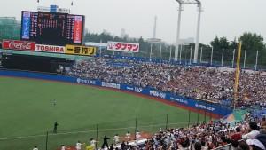 東京六大学野球春季リーグ戦「早慶戦」5