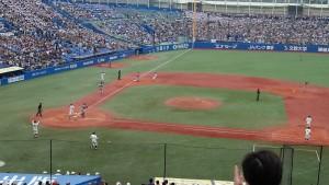 東京六大学野球春季リーグ戦「早慶戦」6