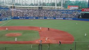 東京六大学野球春季リーグ戦「早慶戦」7