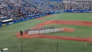 東京六大学野球春季リーグ戦「早慶戦」9