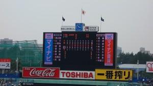 東京六大学野球春季リーグ戦「早慶戦」10
