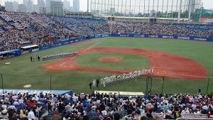 東京六大学野球春季リーグ戦「早慶戦」11