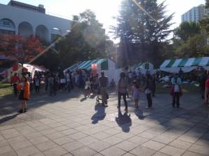 「ふれあいフェスタ2015(第36回 大新宿区まつり)」(下)(5)