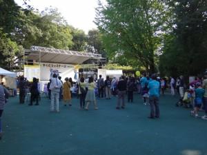「ふれあいフェスタ2015(第36回 大新宿区まつり)」(上)(2)