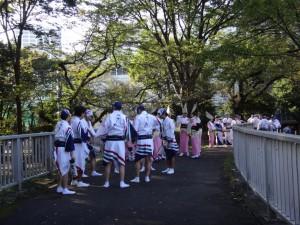 「ふれあいフェスタ2015(第36回 大新宿区まつり)」(下)(11)