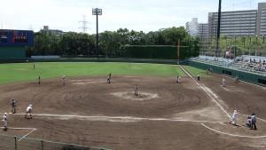 流れは聖学院だった、夏の甲子園2016~東東京大会:聖学院 - 両国~19