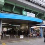 こち亀の銅像を見に、「亀有」駅周辺をぐるっと