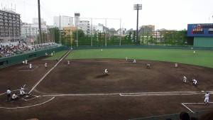 夏の甲子園2016~東東京大会:江戸川 - 巣鴨~11