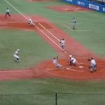 緊張した接戦の試合展開を楽しめた「第46回 明治神宮野球大会」~東邦 対 青森山田~