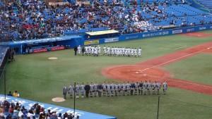 「第46回 明治神宮野球大会」~東邦 対 青森山田~1