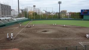 秋季東京都高等学校野球大会「堀越 - 目白研心」2
