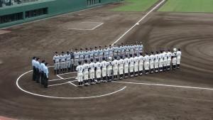 秋季東京都高等学校野球大会「堀越 - 目白研心」5