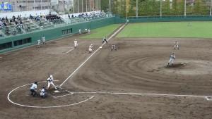 秋季東京都高等学校野球大会「堀越 - 目白研心」8