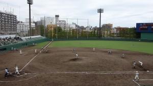 秋季東京都高等学校野球大会「堀越 - 目白研心」14