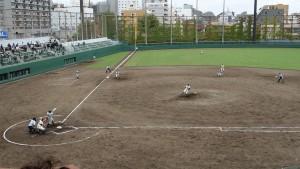 秋季東京都高等学校野球大会「堀越 - 目白研心」16