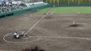 秋季東京都高等学校野球大会「堀越 - 目白研心」17