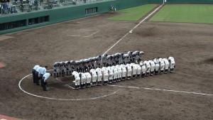 秋季東京都高等学校野球大会「堀越 - 目白研心」18