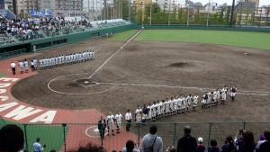 秋季東京都高等学校野球大会「堀越 - 目白研心」19