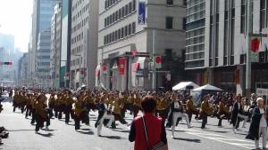 「第44回 日本橋・京橋まつり~大江戸活粋パレード~」16