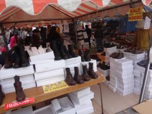 「第41回靴のめぐみ祭り市」10
