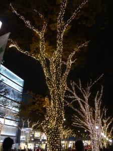 「表参道イルミネーション」と「Omotesando Hills Christmas 2015」14