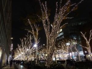 「表参道イルミネーション」と「Omotesando Hills Christmas 2015」15
