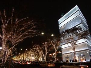 「表参道イルミネーション」と「Omotesando Hills Christmas 2015」16