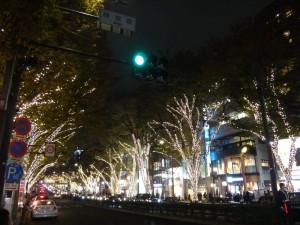 「表参道イルミネーション」と「Omotesando Hills Christmas 2015」18