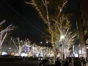「表参道イルミネーション」と「Omotesando Hills Christmas 2015」19
