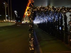 「オレンジ・イルミネーション」と「クリスマス・ライトダウンストーリー」4
