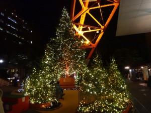 「オレンジ・イルミネーション」と「クリスマス・ライトダウンストーリー」8