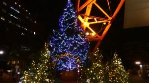 「オレンジ・イルミネーション」と「クリスマス・ライトダウンストーリー」9